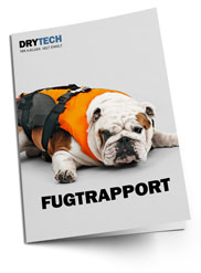 Drytech fugtrapport