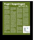 Artikel i Privatboligen - Fugt i bygningen –og hvad så?