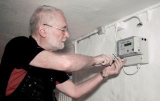 Drytech system mod fugtig kælder