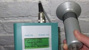 fugtmåling HF sensor