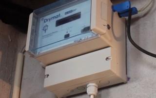 Drytech drymat system mod fugtige kældre hos andelsforeninger